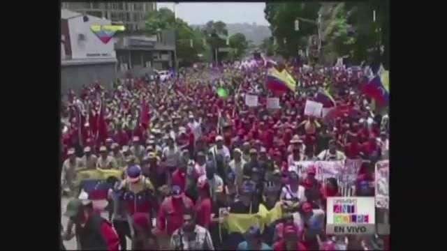 Dos jóvenes mueren en medio de las protestas en Venezuela