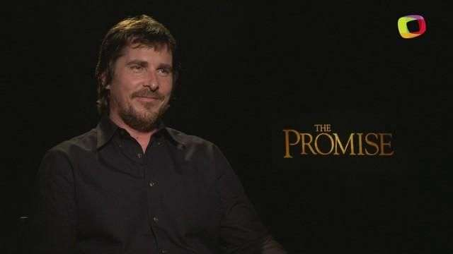 Christian Bale cae en un triángulo amoroso en 'The Promise' (VIDEO)