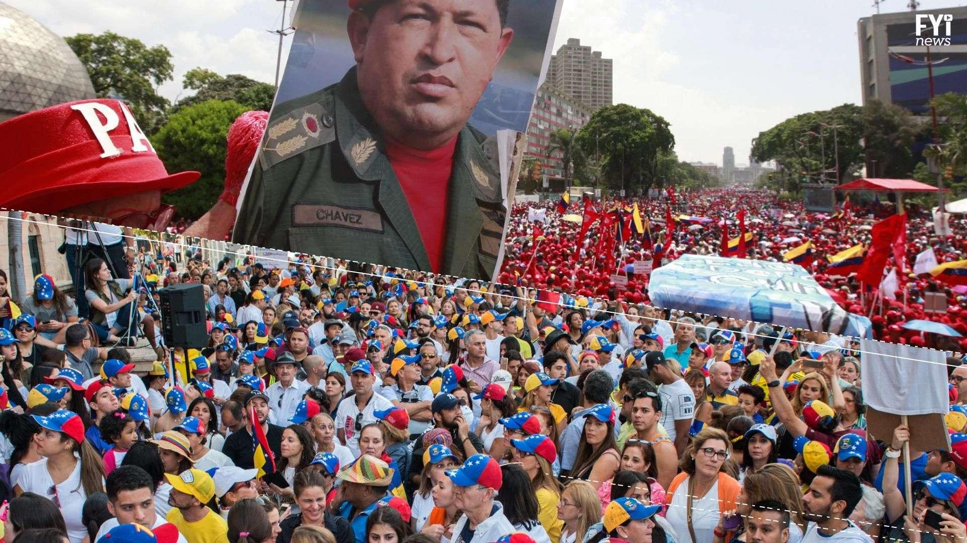 La realidad en Venezuela: protesta, represión y muerte