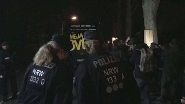 Detienen al sospechoso del ataque contra el autobús del Dortmund