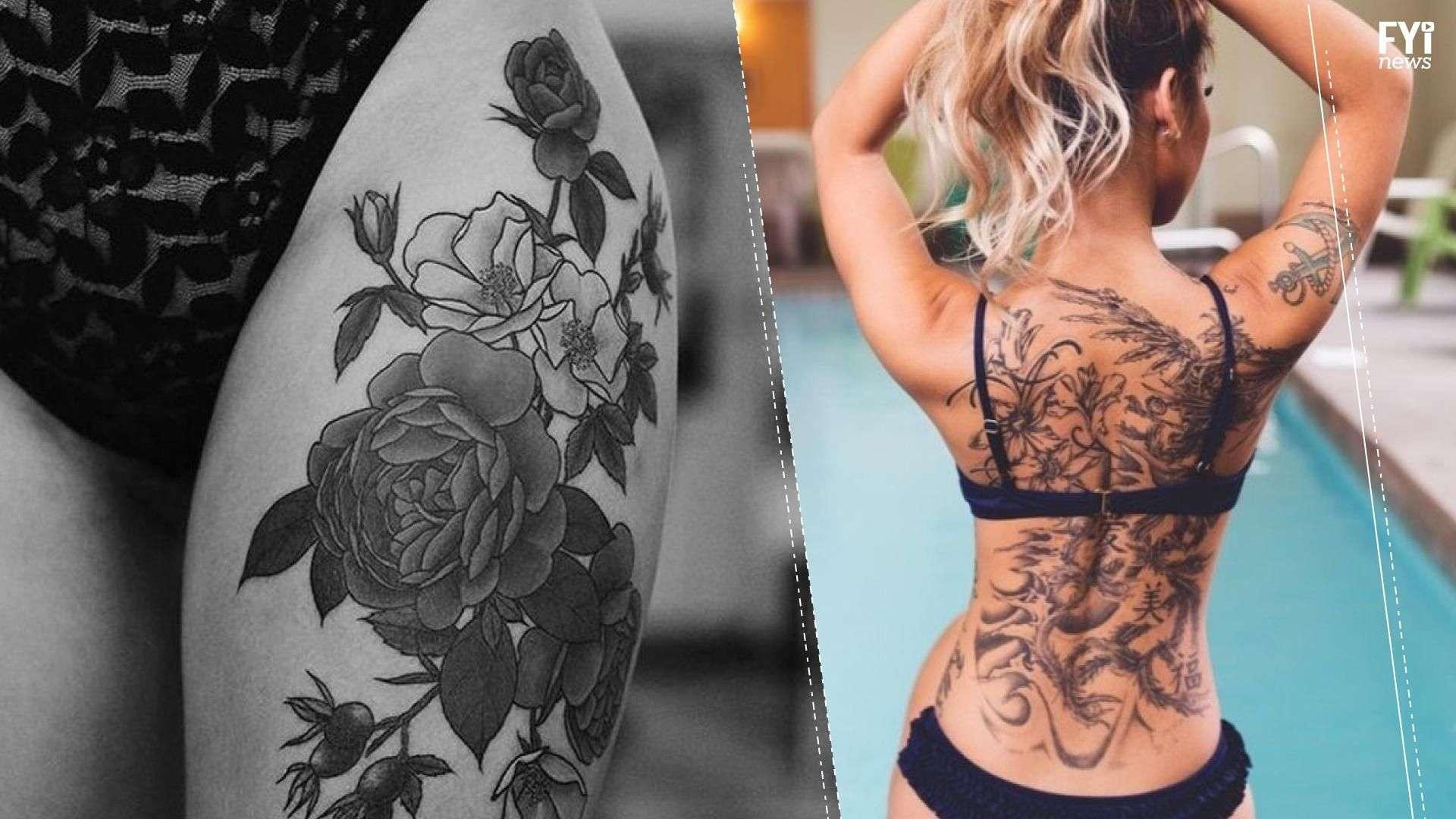 Los tatuajes son su esperanza