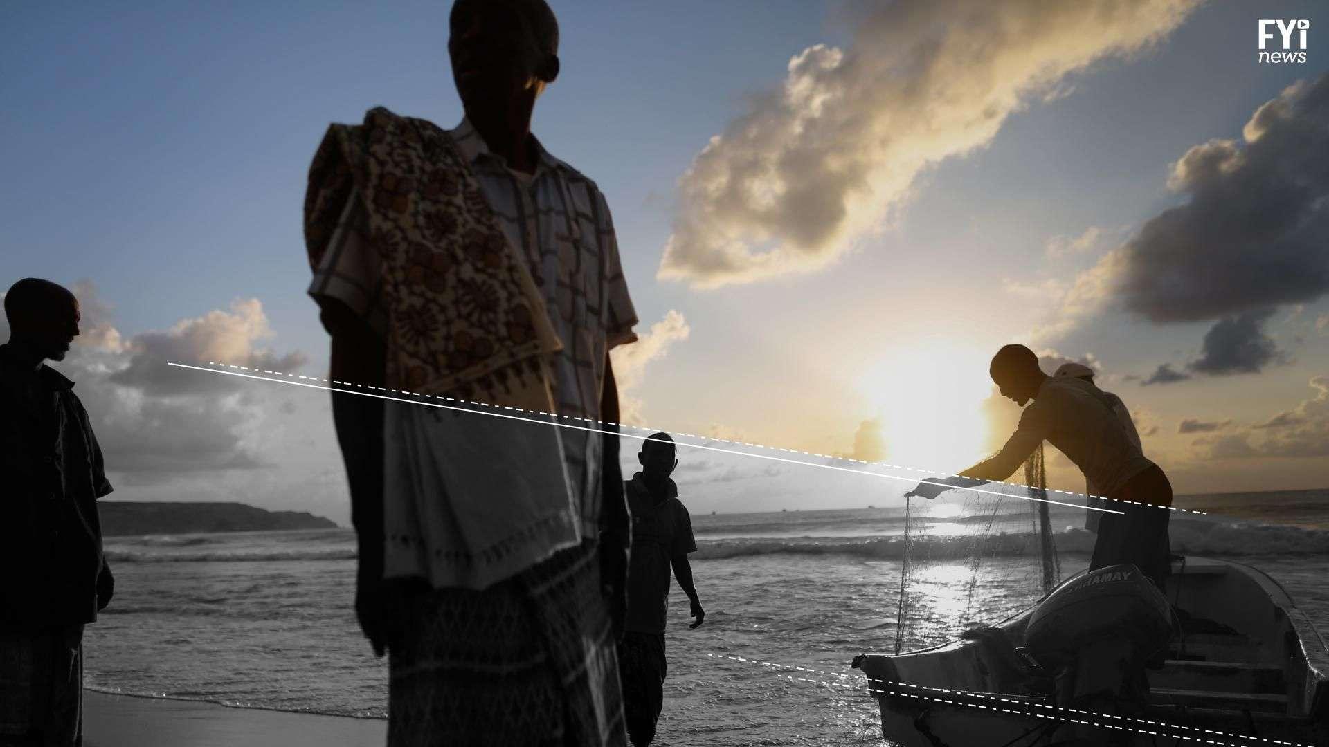 La salvación de Somalia está en el Mar