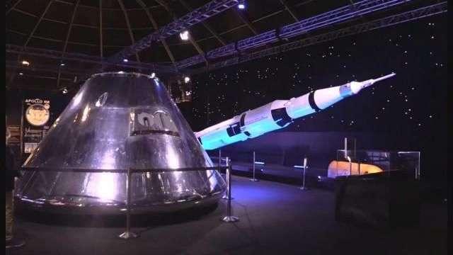 """""""Cosmos Discovery"""" cuenta la historia de la exploración espacial en Lisboa"""