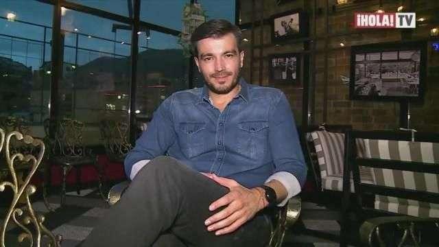Luciano D'Alessandro, de La Ley del Corazón, es el galán de moda en Colombia