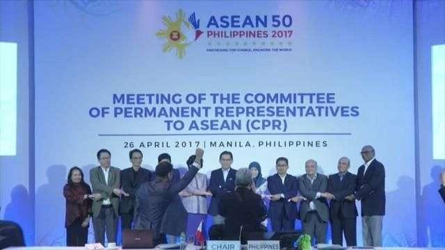 Las disputas con China y la guerra antidroga, focos de la cumbre de la ASEAN