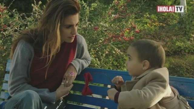 Penélope Cruz recaudó cien mil euros para luchar contra la leucemia infantil