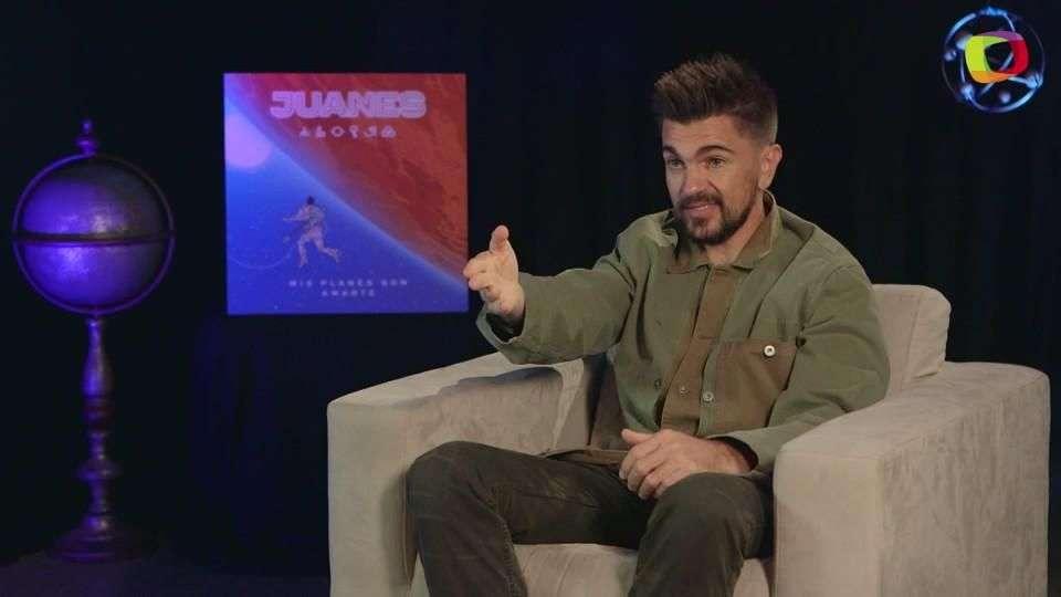 Juanes lanza su nuevo disco, 'Mis planes son amarte'