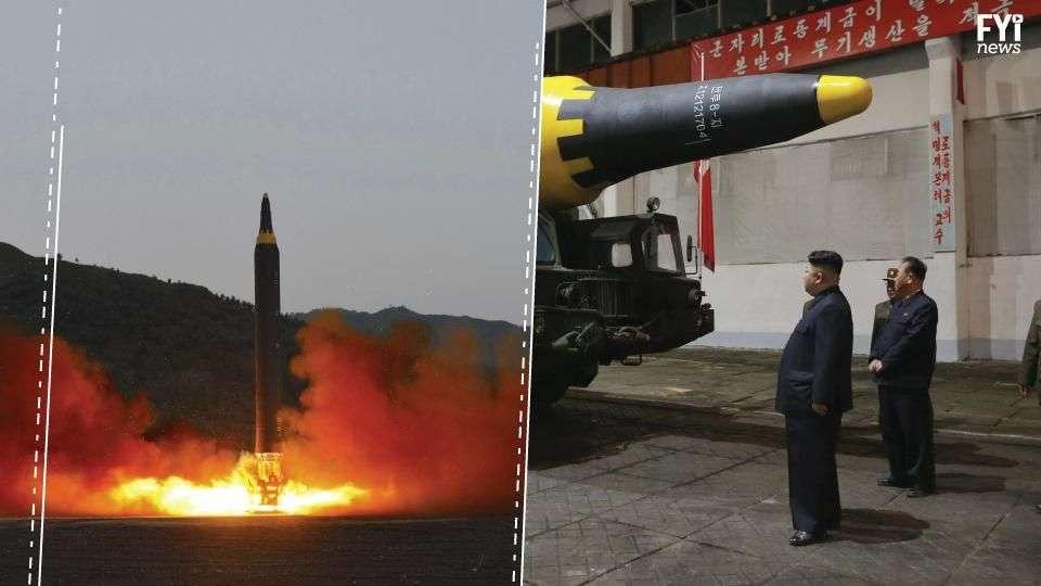 Los secretos del potente misil de Corea del Norte