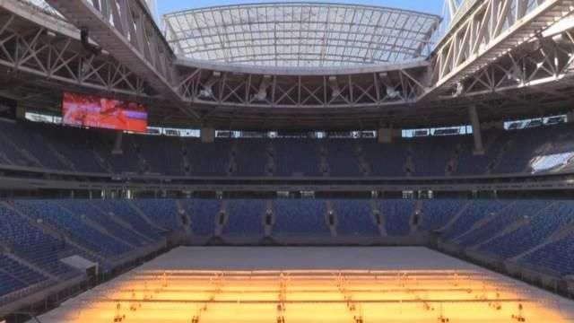 El San Petersburgo Arena, ¿el estadio más caro del mundo?