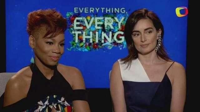 Ana de la Reguera lucha a favor del amor en 'Everything, Everything'