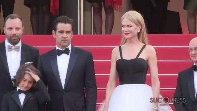 Nicole Kidman, la gran protagonista de Cannes