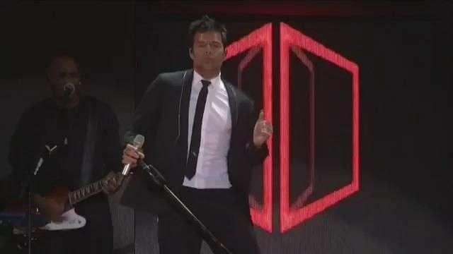 Ricky Martin en Madrid, sin espacio para el miedo