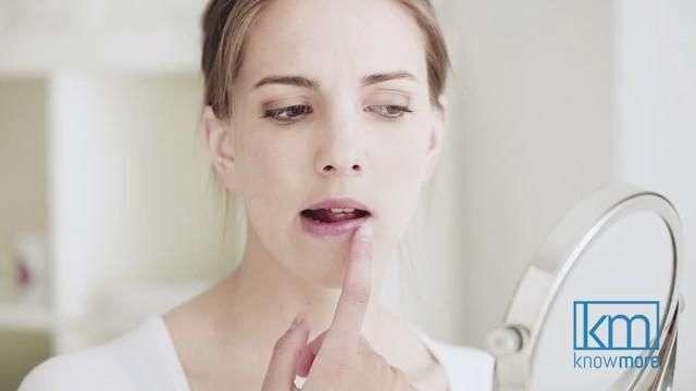 Cómo curar los labios agrietados