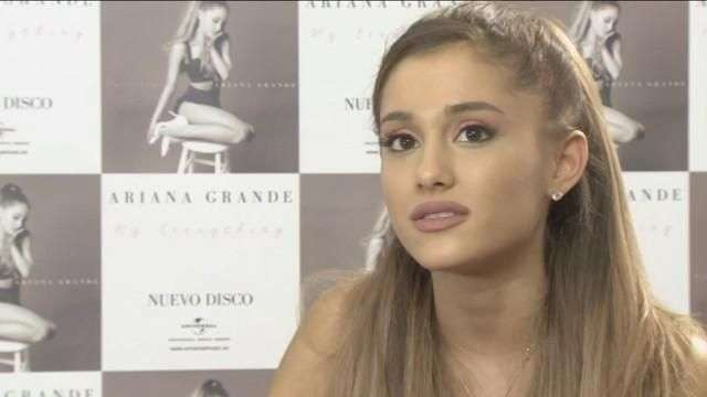 Ariana Grande reanudará su gira internacional