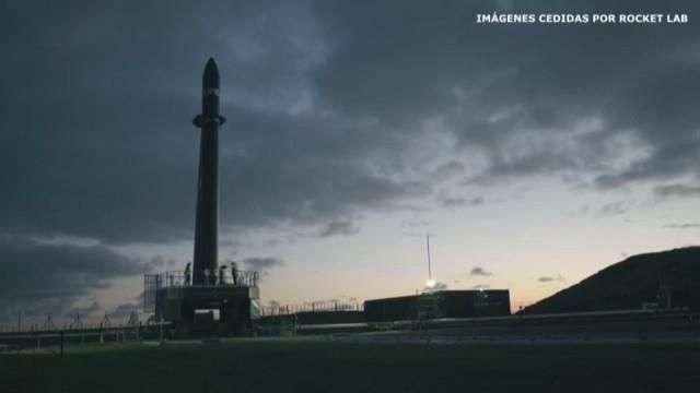 Lanzan en Nueva Zelanda el primer cohete espacial desde plataforma privada
