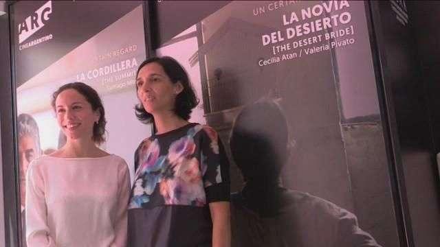"La mirada femenina de la ""La novia del desierto"" llega a Cannes"