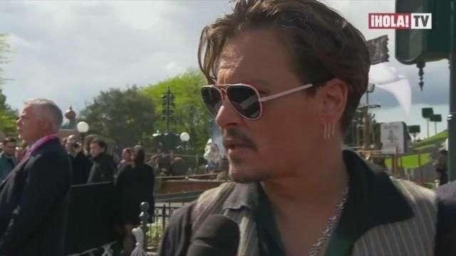 Premier de la película Piratas del Caribe: la venganza de Salazar en Euro Disney