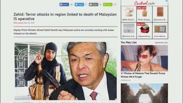 Malasia vincula la oleada de atentados en la región a la muerte de un líder del EI