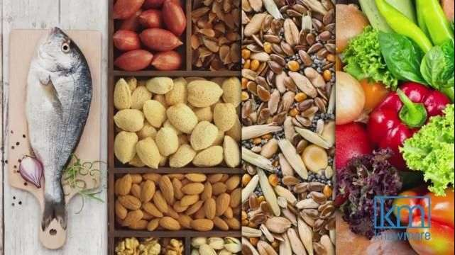 Estos son los alimentos ricos en grasas