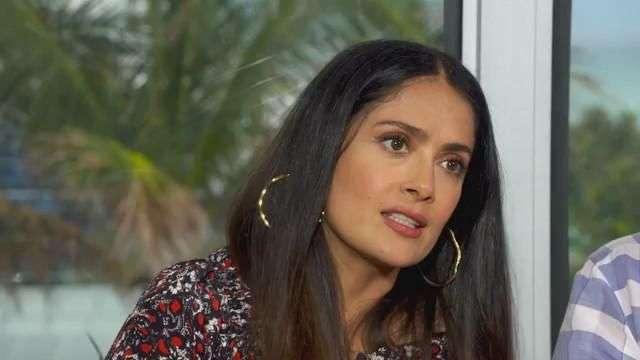 Salma Hayek: Los latinos entenderán mejor el personaje de Beatriz at Dinner