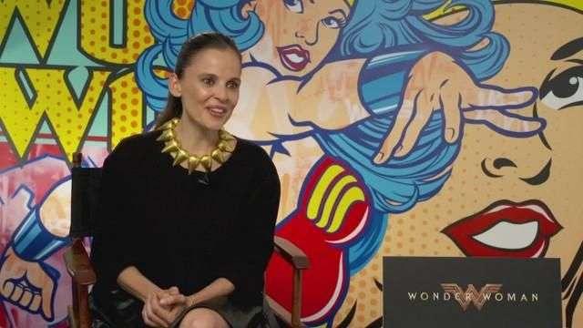Movies with María: Elena Anaya, la villana de Wonder Woman