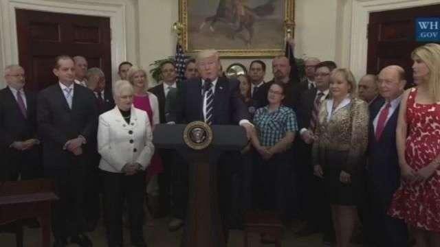 La Casa Blanca busca controlar mensaje presidencial