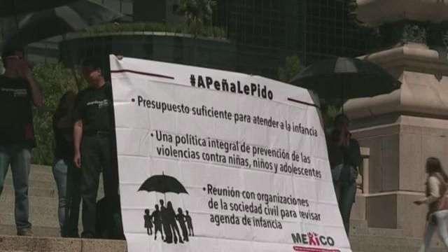 """REDIM protesta contra """"institucionalización"""" de la violencia machista en México"""