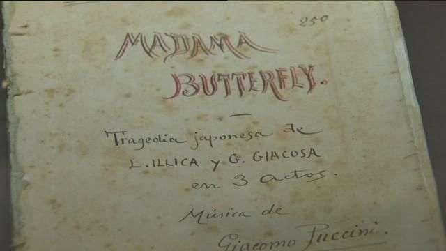 """El arte de """"Madama Butterfly"""", en el Museo Thyssen"""