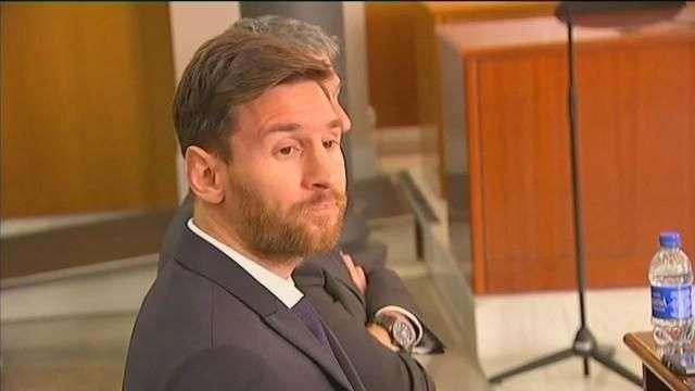 La Fiscalía acepta sustituir la cárcel de Messi por una multa