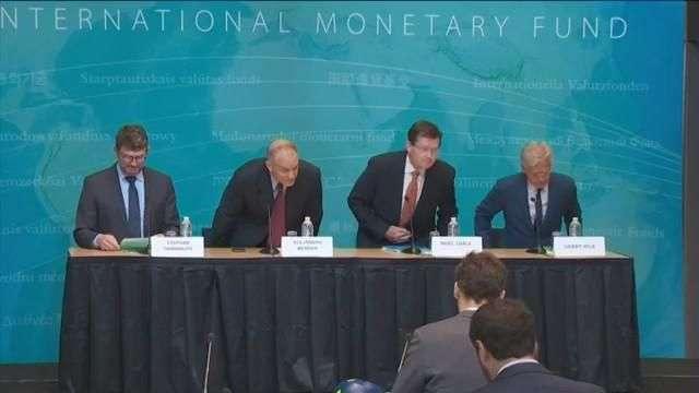 El FMI rebaja el crecimiento del PIB de EEUU por incertidumbre