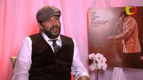 Juan Luis Guerra graba bajo la lluvia 'Asondeguerra'