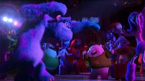 Monsters University: Fiesta de asustadores