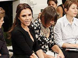 Victoria Beckham presenta en Nueva York su nueva colec...