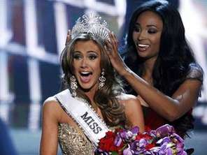 Miss USA 2013 es Erin Brady, belleza de Connecticut