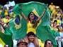 Fans animan juegos de la Copa; mira im�genes de las gradas