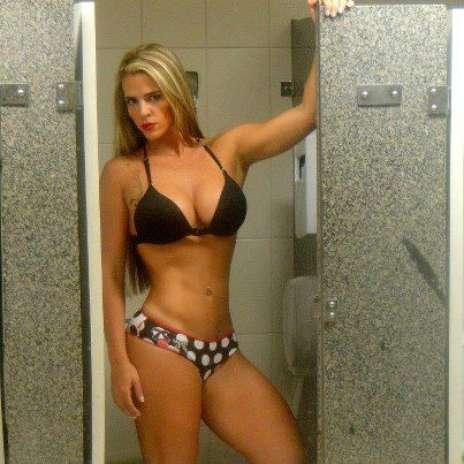 La abogada brasileña Denise Rocha Leitao, una asesora del Senado que perdió el cargo luego de que se popularizara en internet un vídeo con escenas de sexo del que es protagonista, se desnudó para una revista masculina, según informó la publicación Playboy Brasil. Foto: Facebook