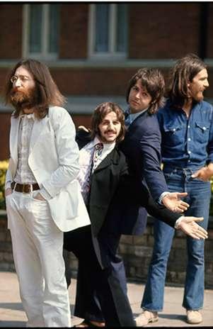 El exBeatle Paul McCartney reveló en su sitio oficial parte de la sesión de fotos del álbum 'Abbey Road' que hasta ahora había sido desconocida. Foto: paulmccartney.com