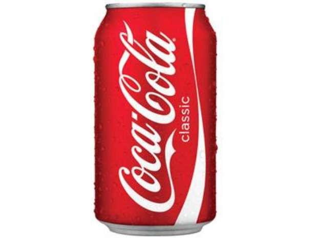 Lata de Coca-Cola. Foto: Foto: Coca-Cola