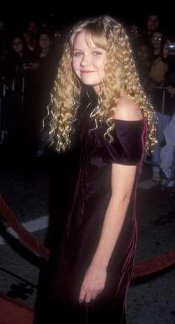 """Kirsten Dunst a sus 10 años cuando sorprendió a todos con su actuación en """"Entrevista con el vampiro"""" Foto: Getty Images"""