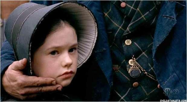 """Anna Paquin a los 11 años, en la película """"The Piano"""" ganó el premio Oscar como Mejor Actriz de Reparto.  Foto: Getty Images"""