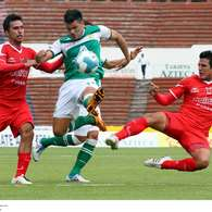 Len derrota a domicilio 4-3 a Neza y asume liderato general. Foto: Mexsport