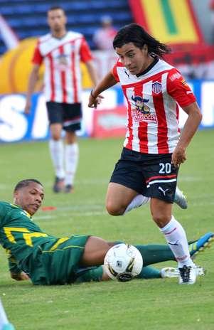 Junior y Quindío empataron 1-1 en la primera fecha de la Liga Postobón I. Foto: Terra