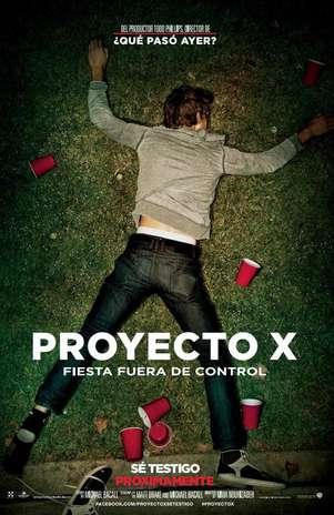 Proyecto X [2012] [Dvdrip] [Español Latino]