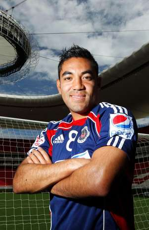 Marco Fabi&aacute;n Foto: Agencia Reforma