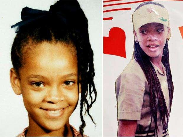 Rihanna. Con su bella y pícara sonrisa siempre ha sabido cómo llamar la atención. Foto: Getty Images