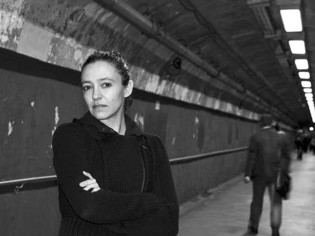 La escritora Lina Meruane Foto: Mariana Garay