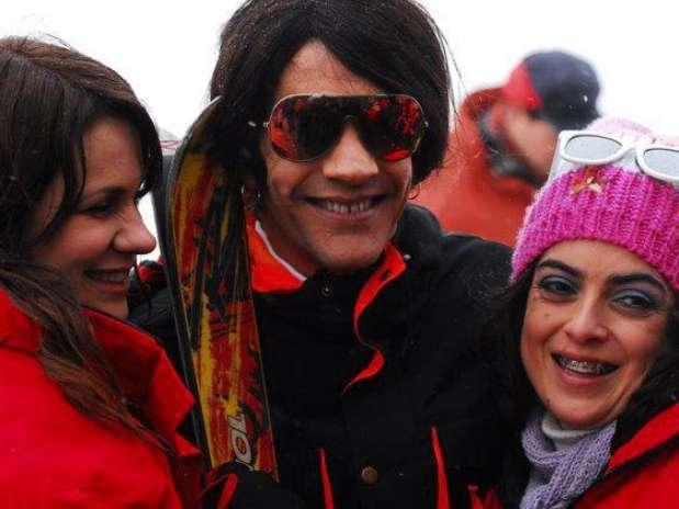 """Nancy Duplaá (Loli) junto a Pablo Echarri (""""el coordinador"""") y Paola Barrientos (Vicky). Foto: Web"""
