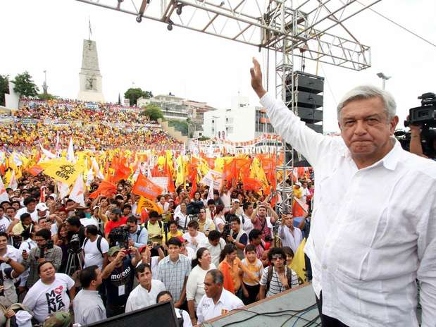 Andrs Manuel Lpez Obrador Foto: Agencia Reforma