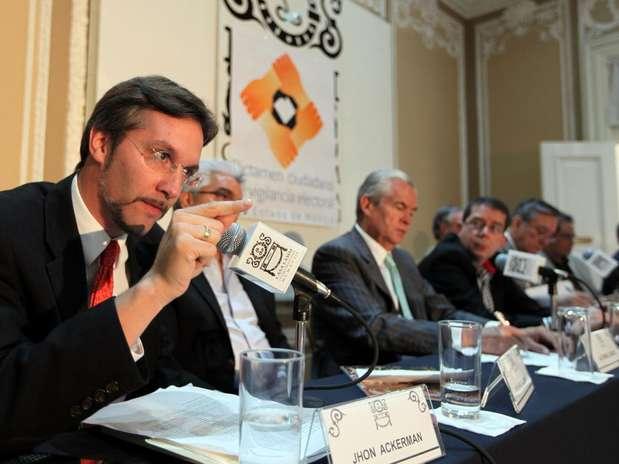 John Ackerman Foto: Agencia Reforma