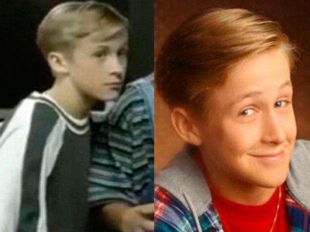 Ryan Gosling, de un niño gracioso de Disney al enigmático conductor de Drive. Foto: Difusión